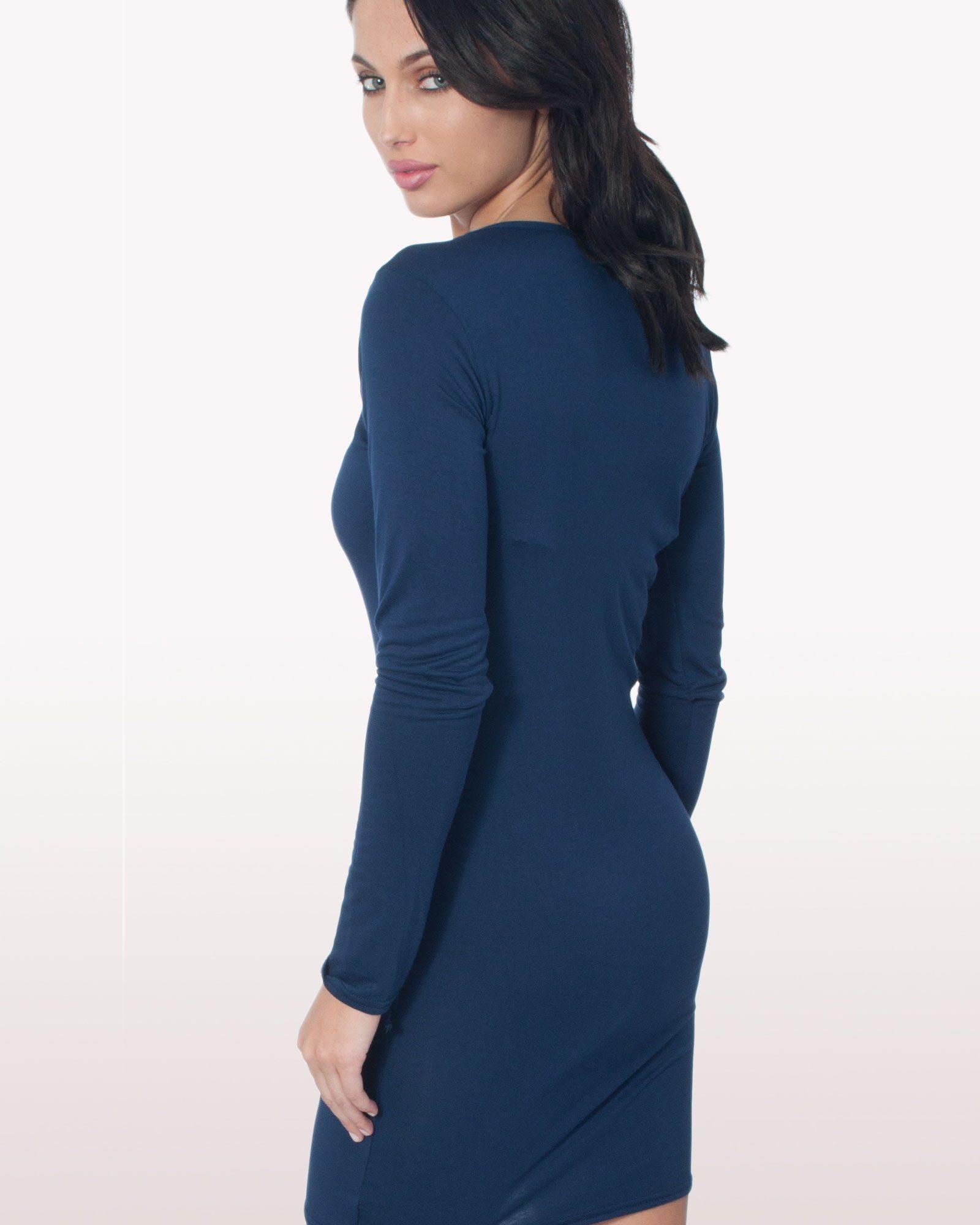 X ray dresses long sleeve bodycon asda