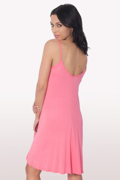 Hot Pink Cami Dress