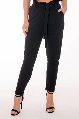 Jenny Black Frill Trousers